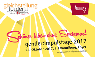 Deckblatt Flyer gender:impulstage 2016